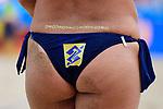 26.08.2017, Hamburg, Stadion Am Rothenbaum<br />Beachvolleyball, World Tour Finals<br /><br />Feature Beachvolleyball / Agatha Bednarczuk (#1 BRA)<br /><br />  Foto © nordphoto / Kurth