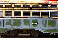 Glen Echo Park Maryland  Trolley Car.Washington DC Architectural Photography.Architectural Details