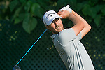 Jens Fahrbring of Sweden tees off during the 58th UBS Hong Kong Golf Open as part of the European Tour on 09 December 2016, at the Hong Kong Golf Club, Fanling, Hong Kong, China. Photo by Marcio Rodrigo Machado / Power Sport Images