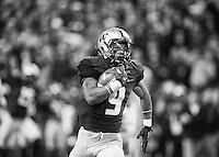 Myles Gaskin rips off a 72 yard touchdown run.