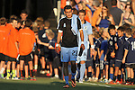 24 August 2013: Minnesota's Miguel Ibarra. The Carolina RailHawks played the Minnesota United FC Loons at WakeMed Stadium in Cary, NC in a 2013 North American Soccer League Fall Season game. Carolina won 1-0.