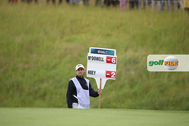 4 birdies from Graeme McDowell (NIR) the difference between the two Northern Ireland players during the Final Round of the Alstom Open de France from Le Golf National, Guyancourt, Versailles, France. Picture:  David Lloyd / www.golffile.ie