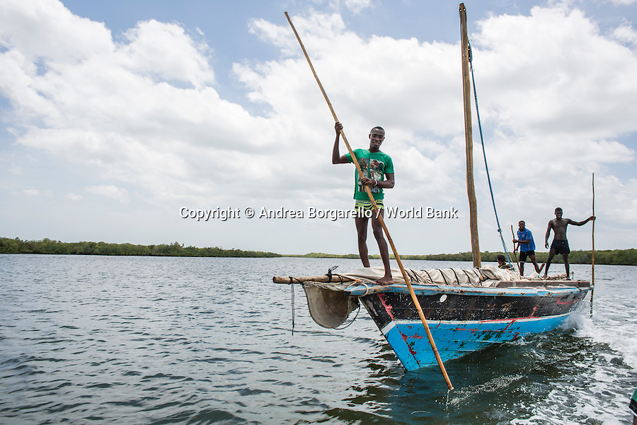 Quirimbas National Park, Mozambique.<br />