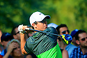 Rory McIlroy (IRE) during the third round of the DP World Golf Championship played at the Earth Course, Jumeira Golf Estates, Dubai 19-22 November 2015. (Picture Credit / Phil Inglis )