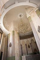 Afrique/Afrique du Nord/Maroc /Casablanca: la Grande Mosquée Hassan II détail