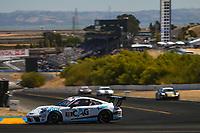 #19 Moorespeed, Porsche 991 / 2017, GT3P: Zacharie Robichon