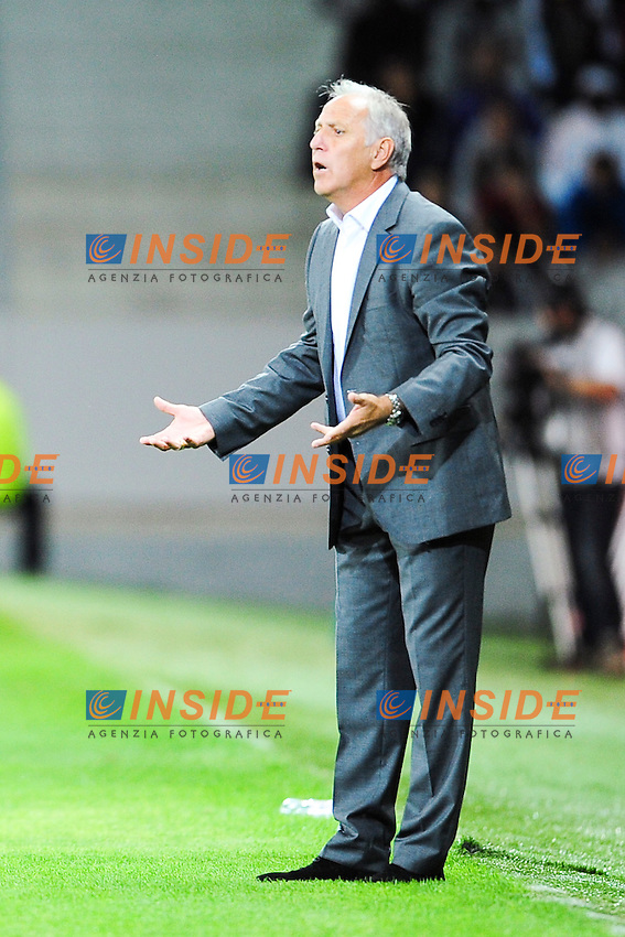 Rene Girard (Lille) entraineur <br /> Football Calcio 2013/2014<br /> Ligue 1 Francia<br /> Foto Panoramic / Insidefoto <br /> ITALY ONLY