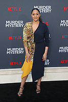 LOS ANGELES, CA - JUNE 10: Tia Mowry-Hardrict, at the Los Angeles Premiere Screening of Murder Mystery at Regency Village Theatre in Los Angeles, California on June 10, 2019. <br /> CAP/MPIFS<br /> ©MPIFS/Capital Pictures