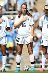 13 September 2015: North Carolina's Julia Ashley. The University of North Carolina Tar Heels hosted the University of California Los Angeles Bruins at Fetzer Field in Chapel Hill, NC in a 2015 NCAA Division I Women's Soccer game. UNC won the game 3-1.