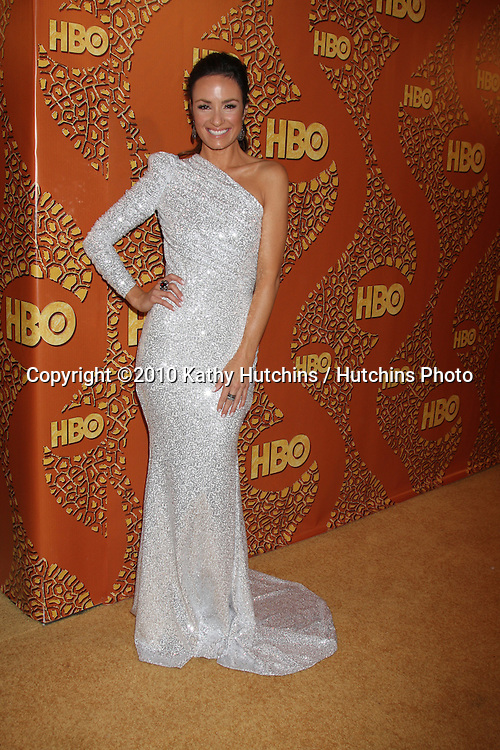 Catt Sadler.arriving at the 67th Annual Golden Globe Awards Official HBO After Party.Beverly Hilton Hotel.Beverly Hills, CA.January 17, 2010.©2010 Kathy Hutchins / Hutchins Photo....