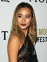 5 January 2018 - Los Angeles, California - Jamie Chung. Moet &amp; Chandon Celebrates the 3rd Annual Moet Moment Film Festival Golden Globes Week held at Poppy in Los Angeles. <br /> CAP/ADM<br /> &copy;ADM/Capital Pictures