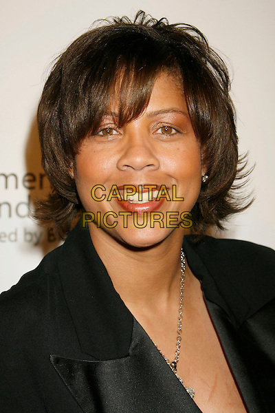 "CHERYL MILLER .Women's Sports Foundation Presents ""The Billies"" Gala held at the Beverly Hilton, Beverly Hills, California, USA..April 11th, 2007 .headshot portrait .CAP/ADM/RE.©Russ Elliot/AdMedia/Capital Pictures"