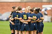 8/25/07 Women's soccer vs. Dayton (exhibition game).