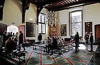 Stadhuis van Haarlem. Open Monumenten Dag