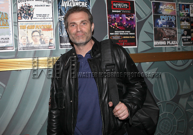 Marc Kudisch attending The 24 Hour Musicals After Party at the Gramercy Theatre in New York City.
