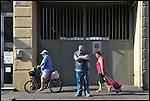 UGO, opera di Giovanni Salvaro, tra le via di Barriera di Milano