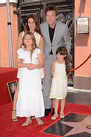 Amanda Anka, Jason Bateman<br /> at the Jason Bateman Star on the Hollywood Walk of Fame, Hollywood, CA 07-26-17<br /> David Edwards/DailyCeleb.com 818-249-4998