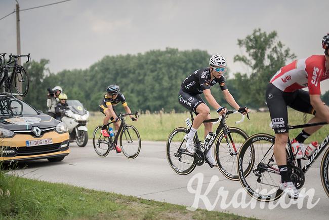 Wout Van Aert (BEL/Willems Veranda's - Crelan)<br /> <br /> 10th Heistse Pijl 2017
