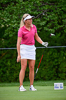 Suzann Pettersen (NOR) watches her tee shot on 11 during Thursday's round 1 of the 2017 KPMG Women's PGA Championship, at Olympia Fields Country Club, Olympia Fields, Illinois. 6/29/2017.<br /> Picture: Golffile | Ken Murray<br /> <br /> <br /> All photo usage must carry mandatory copyright credit (&copy; Golffile | Ken Murray)