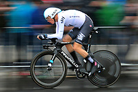 DUSSELDORF, GERMANY - JULY 1 : FROOME Christopher (GBR) Rider of Team SKY during stage 1 of the 104th edition of the 2017 Tour de France cycling race, a individual time trial stage of 14 kms between Dusseldorf and Dusseldorf on July 01, 2017 in Dusseldorf, Germany, 1/07/2017 <br /> Ciclismo Tour De France 2017 <br /> Foto Photonews / Panoramic / Insidefoto <br /> ITALY ONLY
