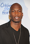HOLLYWOOD, CA. - April 16: Chad Ochocinco Johnson arrives at the Children Mending Hearts Third Annual Peace Please Gala at the Music Box Henry Fonda Theatre on April 16, 2010 in Hollywood, California.