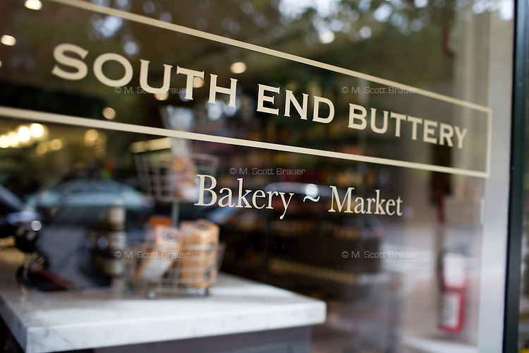 The South End Buttery on Shawmut is a popular bakery and market in the South End of Boston, Massachusetts, USA.