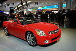 2007 Cadillac XLR at the North American International Auto Show, 2007