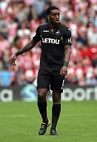 Leroy Fer of Swansea City in action during the Premier League match between Southampton and Swansea City at the St Mary's Stadium, Southampton, England, UK. Saturday 12 August 2017