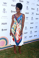 PALM SPRINGS - JAN 4:  Danai Gurira at the Variety's Creative Impact Awards and 10 Directors to Watch Brunch at the Parker Palm Springs on January 4, 2019 in Palm Springs, CA