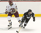 Andrew Orpik, Tony Zancanaro  The Boston College Eagles defeated the Providence College Friars 3-2 in regulation on October 29, 2005 at Kelley Rink in Conte Forum in Chestnut Hill, MA.  It was BC's first Hockey East win of the season and Providence's first HE loss.