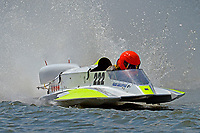 #222          (Outboard Hydroplanes)