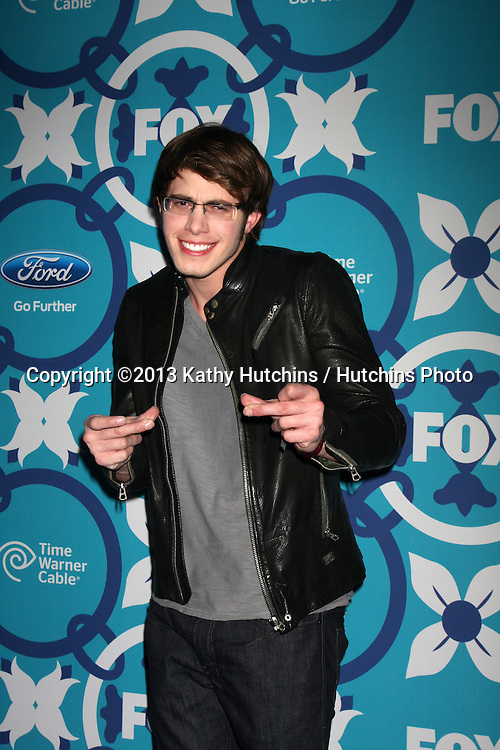 LOS ANGELES - SEP 9:  Blake Jenner at the FOX Fall Eco-Casino Party at The Bungalow on September 9, 2013 in Santa Monica, CA