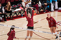 Stanford Volleyball W vs Colorado State, December 2, 2017