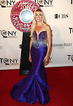 Laura Bell Bundy pictured at the 66th Annual Tony Awards held at The Beacon Theatre in New York City , New York on June 10, 2012. © Walter McBride / WM Photography