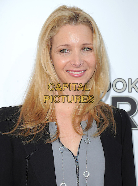 "Lisa Kudrow.""The Book of Mormon"" Hollywood Opening night Held At The Pantages theatre, Hollywood, California, USA..September 12th, 2012.headshot portrait black grey gray .CAP/DVS.©DVS/Capital Pictures."