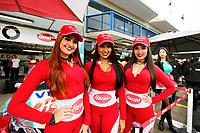 CURITIBA,PR, -02.07.2017 - STOCK CAR-PR - Modelos durante a corrida do milhão da stock car em Curitiba (PR), na manhã deste domingo(02), no autódromo internacional de Pinhais, região metropolitana de Curitiba (PR).(Foto: Paulo Lisboa/Brazil Photo Press)