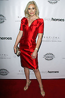 LOS ANGELES, CA, USA - NOVEMBER 08: Rebecca Vanyo arrives at the Unlikely Heroes' 3rd Annual Awards Dinner And Gala held at the Sofitel Hotel on November 8, 2014 in Los Angeles, California, United States. (Photo by Celebrity Monitor)