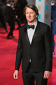 London, UK. 14 February 2016. Director Tom Hooper. Red carpet arrivals for the 69th EE British Academy Film Awards, BAFTAs, at the Royal Opera House. © Vibrant Pictures/Alamy Live News