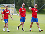 040711 Rangers training