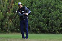 Carlos Pigem (ESP) on the 7th during Round 2 of the Challenge Tour Grand Final 2019 at Club de Golf Alcanada, Port d'Alcúdia, Mallorca, Spain on Friday 8th November 2019.<br /> Picture:  Thos Caffrey / Golffile<br /> <br /> All photo usage must carry mandatory copyright credit (© Golffile | Thos Caffrey)