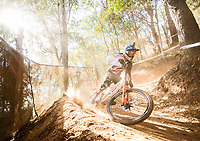 Picture by Alex Broadway/SWpix.com - 08/09/17 - Cycling - UCI 2017 Mountain Bike World Championships - Downhill - Cairns, Australia - Rachel Atherton of Great Britain in action during a practice session.