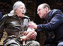 Richard III by William Shakespeare, directed by Rupert Goold . With Vanessa Redgrave as Queen Margaret, Ralph Fiennes as Richard, Duke of Gloucester.Opens at The Almeida Theatre on 16/6/16. CREDIT Geraint Lewis  EMBARGOED TILL 10PM THURSDAY 16/6/16