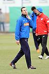 Hoffenheim 24.02.2009, 1.Fu&szlig;ball Bundesliga Training TSG 1899 Hoffenheim, Hoffenheims Christoph Janker<br /> <br /> Foto &copy; Rhein-Neckar-Picture *** Foto ist honorarpflichtig! *** Auf Anfrage in h&ouml;herer Qualit&auml;t/Aufl&ouml;sung. Belegexemplar erbeten.
