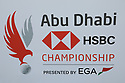 Signage on course during previews for the Abu Dhabi HSBC Championship presented by EGA Grand played at Abu Dhabi Golf Club, Abu Dhabi, UAE. 14/01/2019<br /> Picture: Golffile | Phil Inglis<br /> <br /> All photo usage must carry mandatory copyright credit (© Golffile | Phil Inglis)
