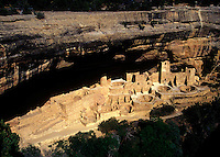 Native American Indian, Cliff Dwellings, Mesa Verde, Colorado
