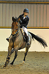 Class 8. Unaffiliated showjumping extravaganza. Brook Farm Training Centre. Essex. UK. 30/12/2018. ~ MANDATORY Credit Garry Bowden/Sportinpictures - NO UNAUTHORISED USE - 07837 394578