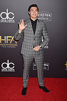 BEVERLY HILLS, CA - NOVEMBER 04: Henry Golding  arrives at the 22nd Annual Hollywood Film Awards at the Beverly Hilton Hotel on November 4, 2018 in Beverly Hills, California.<br /> CAP/ROT/TM<br /> &copy;TM/ROT/Capital Pictures
