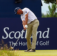 Matt Kuchar usa during the preview of the Aberdeen Standard Investments Scottish Open, Renaissance Club, North Berwick, East Lothian, Scotland. 11/07/2019.<br /> Picture Kevin McGlynn / Golffile.ie<br /> <br /> All photo usage must carry mandatory copyright credit (© Golffile | Kevin McGlynn)