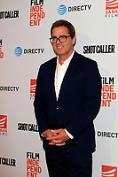 """LOS ANGELES - AUG 15:  Josh Welsh at the """"Shot Caller"""" Premiere at The Theatre at Ace Hotel on August 15, 2017 in Los Angeles, CA"""