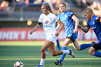 Seattle, WA - Friday June 23, 2017: Brittany Ratcliffe during a regular season National Women's Soccer League  (NWSL) match between the Seattle Reign FC and FC Kansas City at Memorial Stadium.